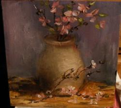 Picturi cu flori Asteptari