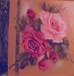 Picturi cu flori Decorativa zen