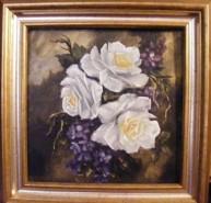 Picturi cu flori Imaculati