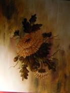 Picturi cu flori Miroase a gutuie