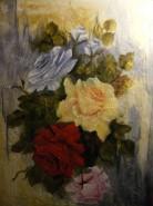 Picturi cu flori Multicolori