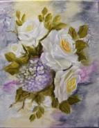 Picturi cu flori Primavaratica