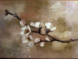 Picturi cu flori Ramurica