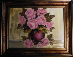 Picturi cu flori Rozalii
