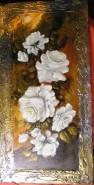 Picturi cu flori Trandafiri spre lumina