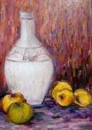 Picturi cu flori Funky apples