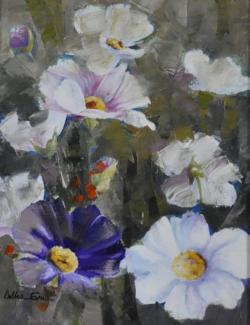 Picturi cu flori Flori de camp (div)