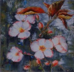 Picturi cu flori Flori de mar (div)