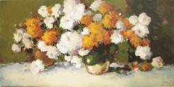 Picturi cu flori flori de toamna1