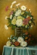 Picturi cu flori Natura statica cu flori2
