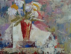 Picturi cu flori Statica cu flori