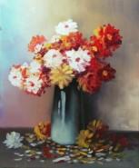 Picturi cu flori Vas cu flori 1
