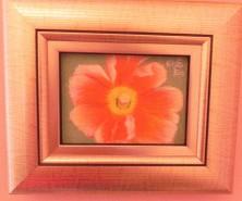 Picturi cu flori Floare de vara