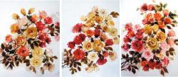 Picturi cu flori cele trei