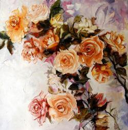 Picturi cu flori in mintea mea esti tu