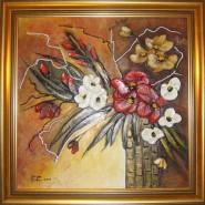 Picturi cu flori Buchet pentru tine