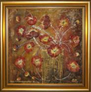Picturi cu flori Calm and gentle