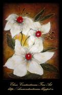 Picturi cu flori Candy flowers 2