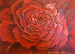 Picturi cu flori Passion...