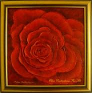 Picturi cu flori Red passion