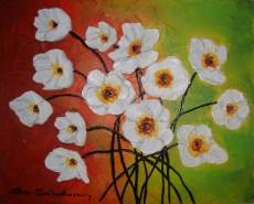 Picturi cu flori Serenity -1-