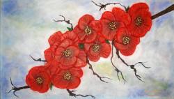 Picturi cu flori Serenity 2