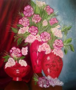 Picturi cu flori Splendoare