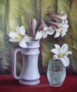 Picturi cu flori Armonie