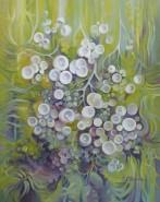 Picturi cu flori Inflorescenta