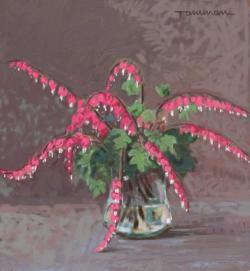Picturi cu flori cerceii doamnei