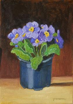 Picturi cu flori flori de 8 martie