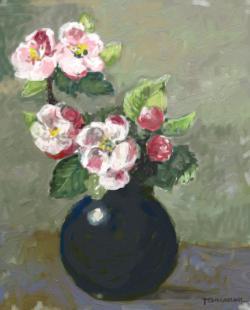 Picturi cu flori flori de mar 5.