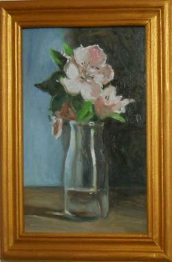 Picturi cu flori flori de mar in borcan 10