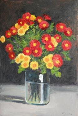 Picturi cu flori flori de noiembrie.4