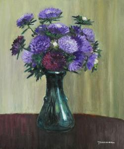 Picturi cu flori flori de toamna 4 .