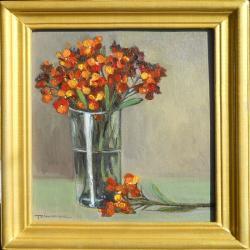 Picturi cu flori micsunele 2