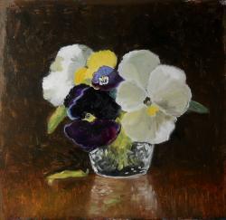 Picturi cu flori panselute...3