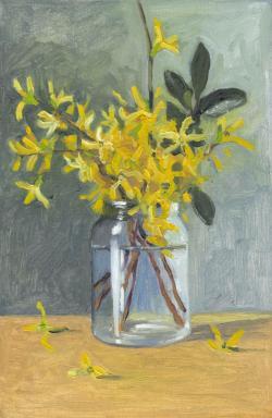 Picturi cu flori primavara cu flori