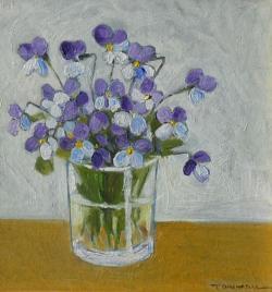 Picturi cu flori toporasi 10