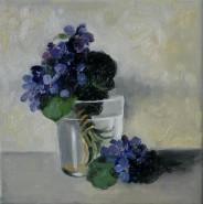 Picturi cu flori Toporasi 2