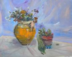 Picturi cu flori Studiu 1