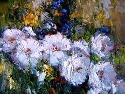 Picturi cu flori Flori 6