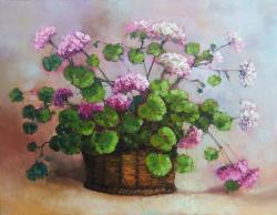 Picturi cu flori muscate 1