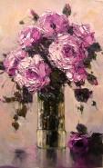 Picturi cu flori Reflex floral