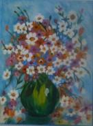 Picturi cu flori Flori de primavara
