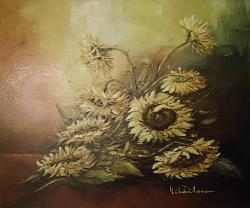 Picturi cu flori fiicele soarelui