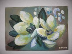 Picturi cu flori flori de ficus