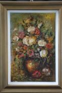 Picturi cu flori Vis120