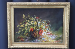 Picturi cu flori Vis124