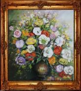 Picturi cu flori Vis 216